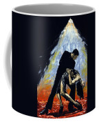 The Intoxication Of Tango Coffee Mug by Richard Young