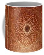 The Intricate Inlay And Carving Coffee Mug