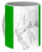 The Irish Dance. Coffee Mug