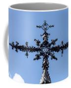 The Iron Cross Of Santa Cruz Coffee Mug