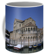 The Island Of Murano Is A Quiet Islan Coffee Mug by Taylor S. Kennedy