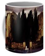 The Isle Of The Dead 1886 Coffee Mug