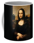 The Isleworth Mona Lisa Coffee Mug