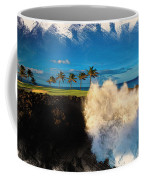 The Jack Nicklaus Signature Hualalai Golf Course Coffee Mug