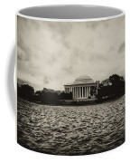 The Jefferson Memorial Coffee Mug by Bill Cannon