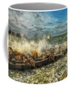 The Jetty Storm Coffee Mug