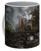The Jewish Cemetery Coffee Mug