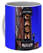 The Johnny Cash Museum - Nashville Coffee Mug