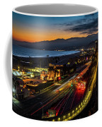 The Jonathan Beach Club - Night  Coffee Mug