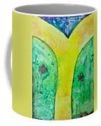 The Journey #56 I'm Walking On Sunshine Coffee Mug