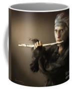 The Journeyman Coffee Mug by Dwayne Glapion