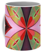 The Joy Of Design 42 Arrangement 1 Coffee Mug