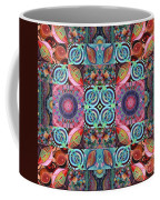 The Joy Of Design Mandala Series Puzzle 7 Arrangement 1 Coffee Mug