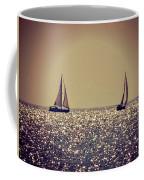 The Joy Of Sailing Coffee Mug