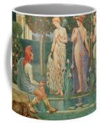 The Judgment Of Paris Coffee Mug
