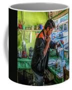 The Juice Man Coffee Mug