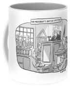 The Justus System Coffee Mug