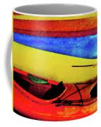 The Kayaks Coffee Mug