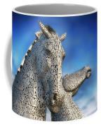 The Kelpies No.3 Coffee Mug