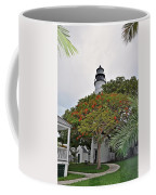 The Key West Lighthouse Coffee Mug