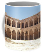The Khan, Also Known As A Caravanserai, In Akko, Israel Coffee Mug