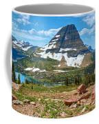 The Kid And The Bear Coffee Mug
