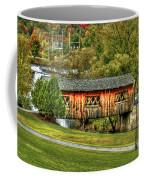 The Kissing Bridge Coffee Mug