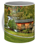 The Kissing Bridge Coffee Mug
