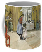 The Kitchen. From A Home Coffee Mug