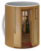 The Kitchen Coffee Mug by Harold Gilman