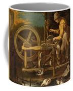 The Knife-grinder Coffee Mug