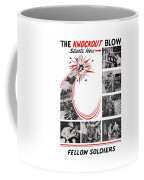 The Knockout Blow Starts Here Coffee Mug