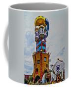 The Kuchlbauer Tower Coffee Mug