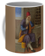 The Labours Of The Months   January Coffee Mug