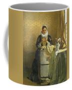 The Lace Maker  Coffee Mug