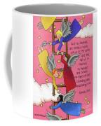 The Ladder Coffee Mug