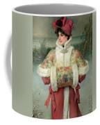 The Lady Of The Snows Coffee Mug