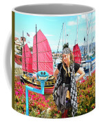 The Lady Pirate Coffee Mug
