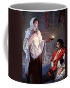 The Lady With The Lamp, Florence Coffee Mug by Science Source