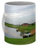 The Lake At Barton Marina Coffee Mug