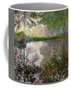 The Lake At Montgeron Coffee Mug