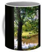 The Lake In The Park Coffee Mug