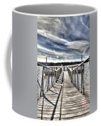 The Lake Iv In Color Coffee Mug