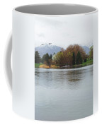 The Lake View  Coffee Mug