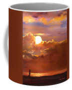 The Last Cast Coffee Mug by Jack Skinner