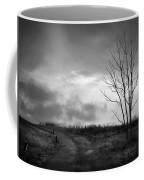 The Last Dawn - Grayscale Coffee Mug