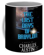 The Last Days Of Babylon Book Cover Coffee Mug