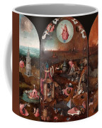 The Last Judgement Hieronymus Bosch Coffee Mug