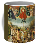 The Last Judgement Coffee Mug by Jan II Provost