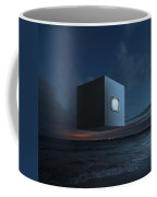 The Last Known Photograph Of God V2 Coffee Mug